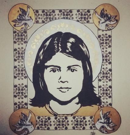 Katya Miranda, el caso es un símbolo de impunidad de crímenes contra niños y niñas en El Salvador.