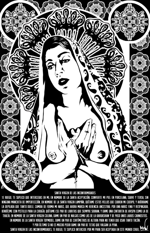 Santa Virgen de las Inconformidades